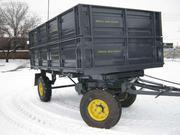 Прицепы тракторные 2ПТС-4