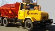 Продаем поливомоечную машину МДКЗ,  10 м3,  КрАЗ 65053,  2009 г.в.