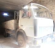 Продаем грузовой бортовой автомобиль МАЗ 533702,  2003 г.в.