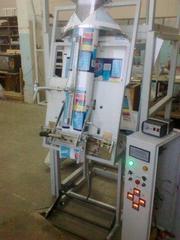 Упаковочные полуавтоматы для стирального порошка